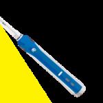 LED電動歯ブラシ(背景透明)