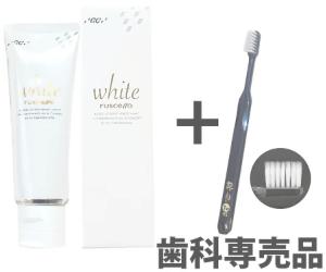 歯磨き粉ホワイトニングルシェロホワイト画像